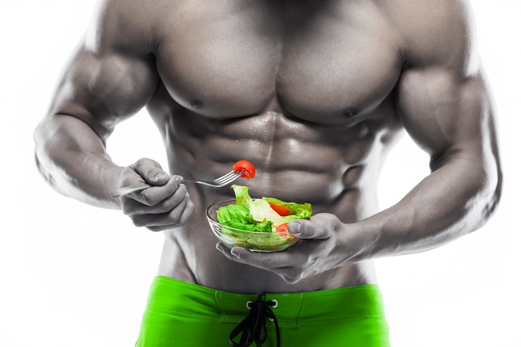 The Body Building Diet and Proper Protein Intake