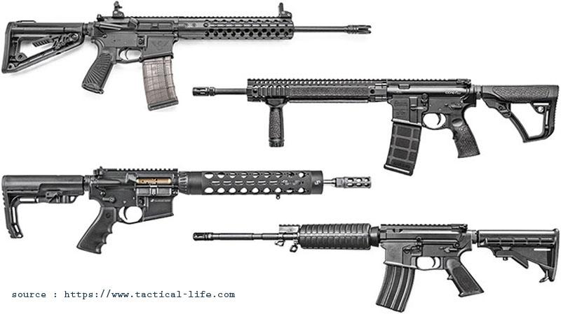 The Top Three Reason To Own An AR-15 Rifle
