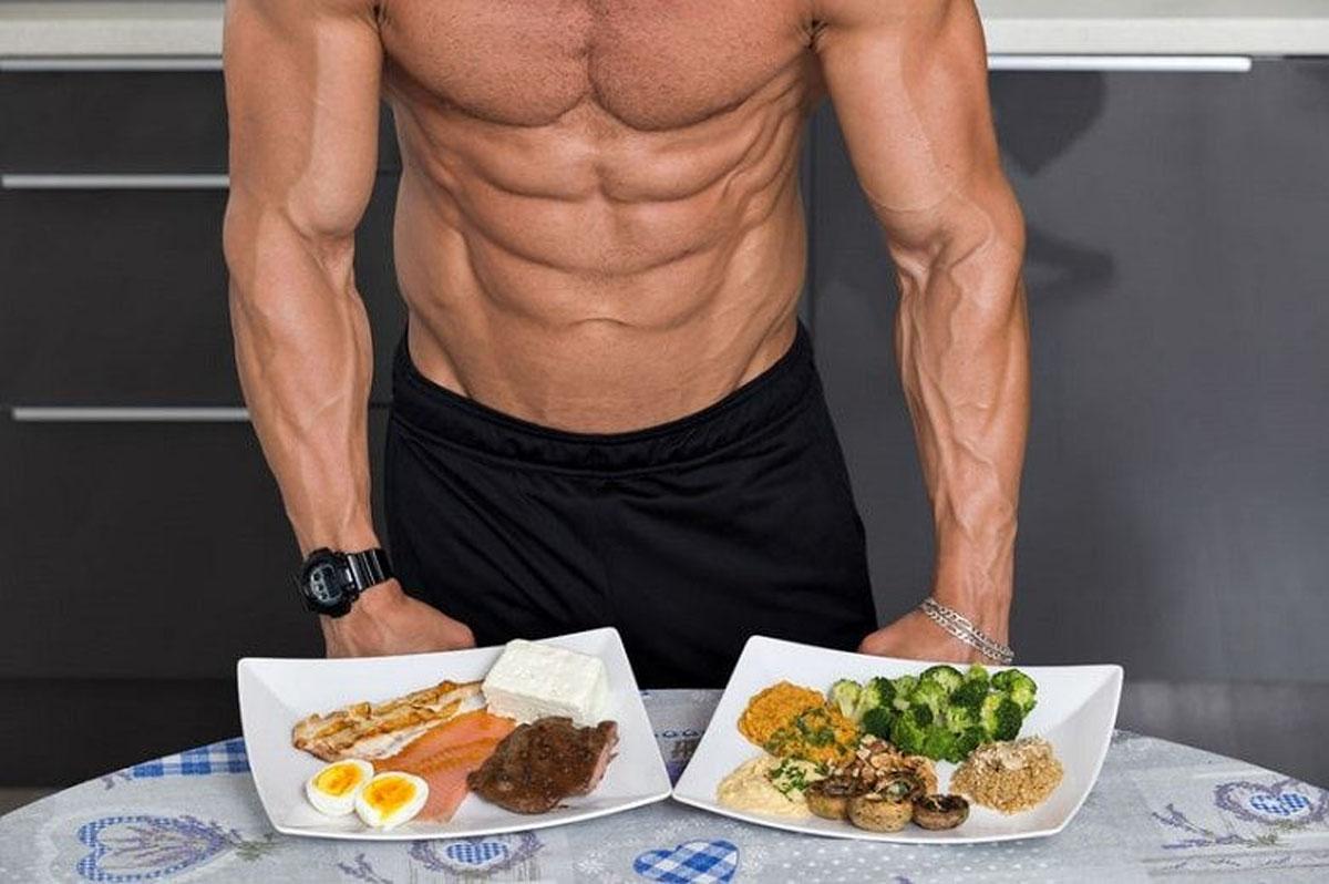The Best BODYBUILDING DIET