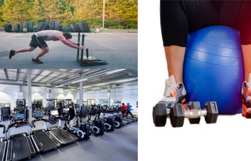 Sport and Fitness Activities in Portishead