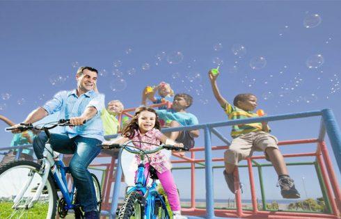 Summertime Fitness Activities For Family Enjoyable