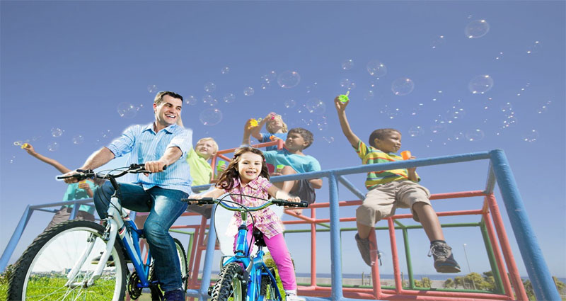 Summertime Fitness Activities For Family Enjoyable